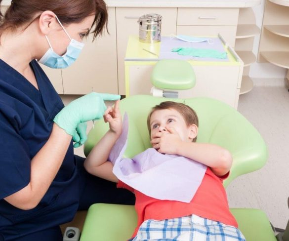 How To Tell Kids Not To Be Scared Of The Dentist