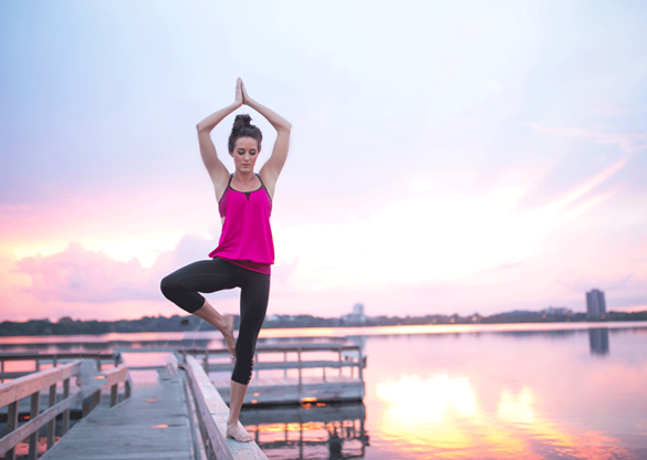 Change Your Lifestyle With Yoga At Home From Glo