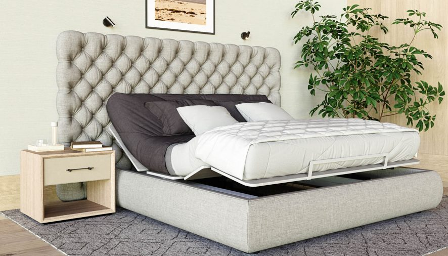 Can any mattress go on an adjustable bed frame?